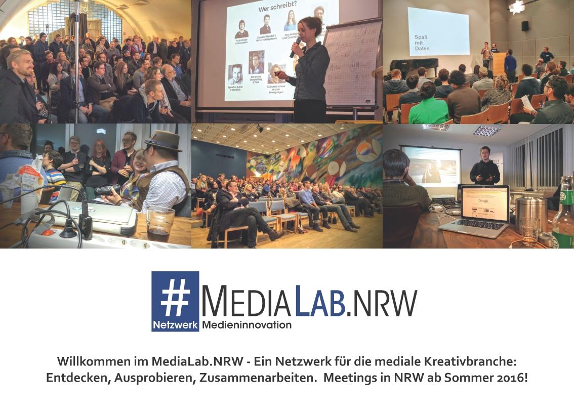 Netzwerk Medieninnovation startet