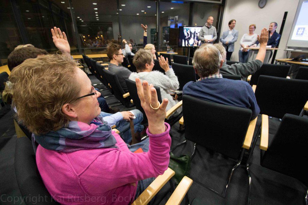 Slam des MediaLab.NRW in Essen