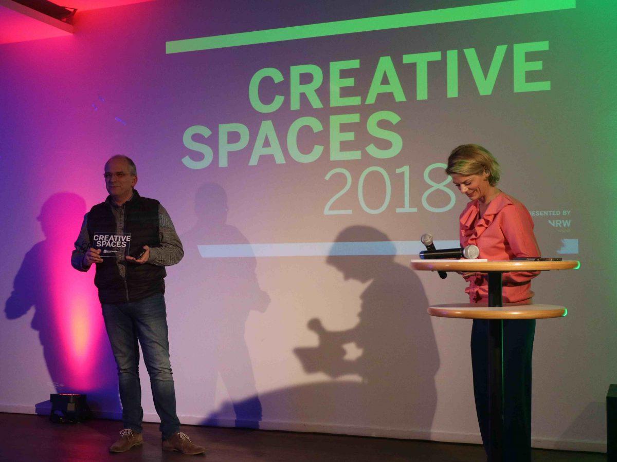 MediaLAB.NRW ist CREATIVE SPACE