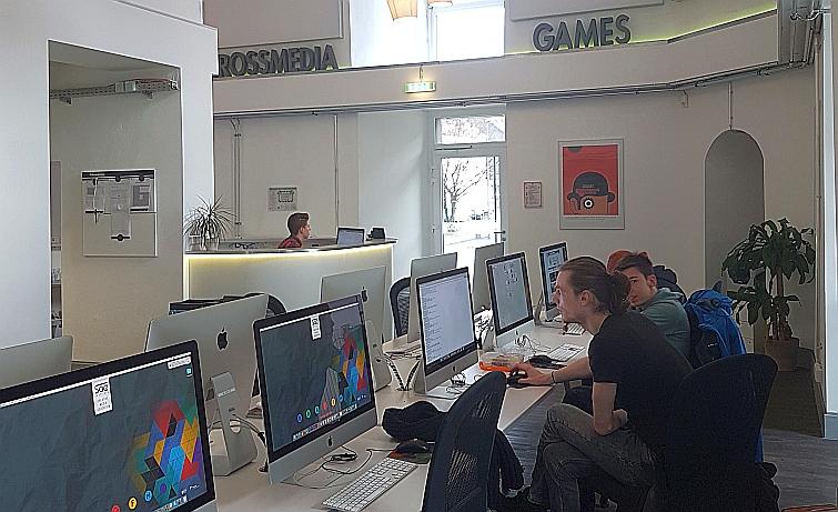 Multimedia im SAE Institut lernen