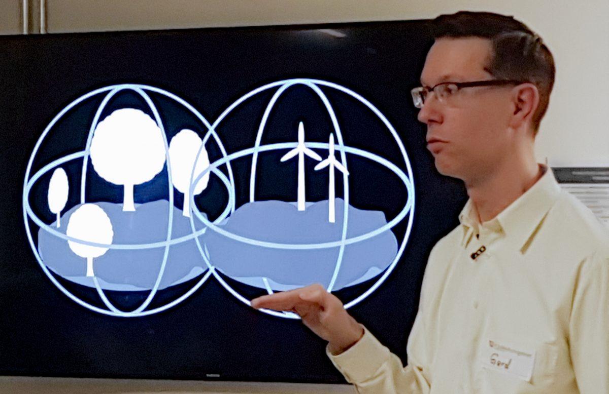 Netzwerktreff zu Virtual Realilty und zur Realität beim Gründen