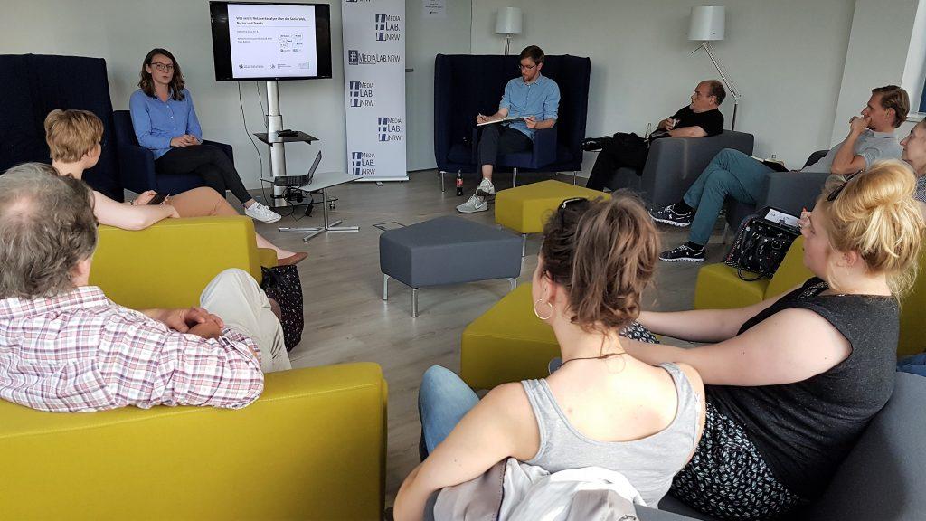 CAIS Vortrag Katharina Esau (Foto: Kai Rüsberg)
