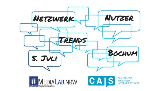Was verrät das Social Web über Nutzer und Trends – Netzwerkmeeting beim CAIS in Bochum