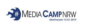 Logo MediaCampNRW Oberhausen