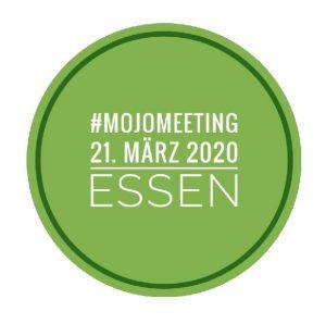 Das 3. MojoMeeting findet 2020 in Essen statt.